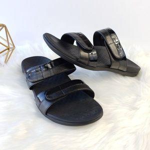 QVC's Vionic Shore Slide Sandals